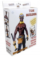 Inflatable doll Tom Builder (with 20 cm penis)