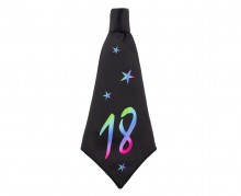 18th birthday tie