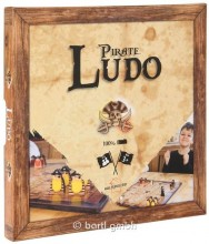 Wooden Pirate Ludo