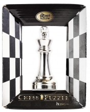 Cast Chess King Puzzle