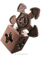 Hanayama Huzzle Cast O'Gear - level 3/6 puzzle