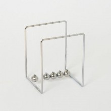 Newton's Cradle - 11 cm (no base)