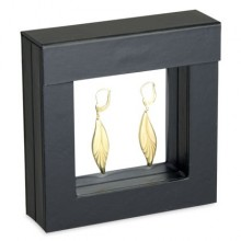Display Frame - Elite Black 7 x 7 cm