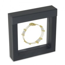 Display Frame - Elite Black 10 x 10 cm