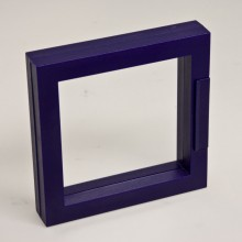 Display Frame - Classic Blue