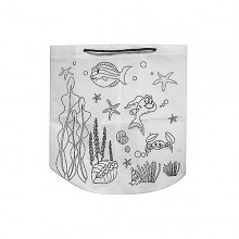 Bag for Colouring - Sea World Theme