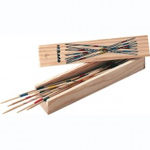 Wooden Mikado Game in a Box