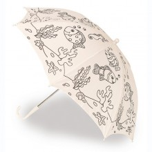 Umbrella for Colouring