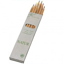 Natural Coloured Pencils