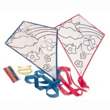 Kite for Colouring