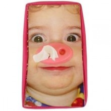 Tissue Box Cover - Piggy Nose