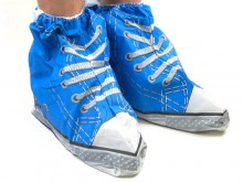 Sneaker Shoe Cover - Blue