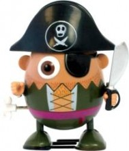 Eggbods Wind Up - Captain Hard Boiled