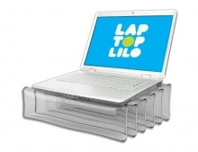 Inflatable Laptop Lilo