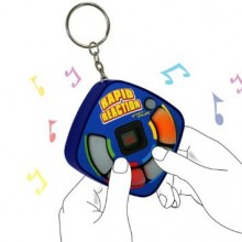 Rapid Reaction Keychain