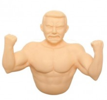 Fitness Man Muscle Hanger - Cream-coloured