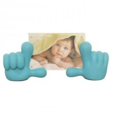 Baby Hands Picture Frame - Blue