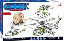 Intellect Block - XL Building Toy (343 pieces)