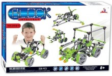 Intellect Block - XL Building Toy (228 pieces)