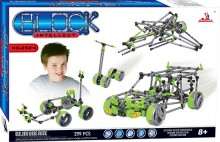 Intellect Block - XL Building Toy (299 pieces)