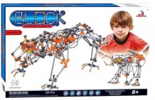 Intellect Block - XXL Building Toy (529 pieces)