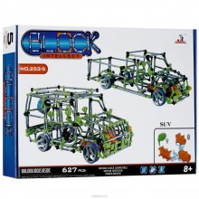 Intellect Block - XXL Building Toy (626 pieces)