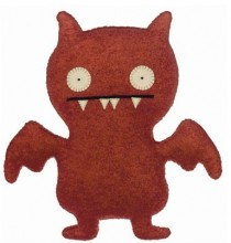 Little Ugly Doll Ice Bat 18 cm