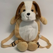 Dog backpack with a blanket - last items