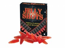 Tequila Flavoured Jelly Bullets