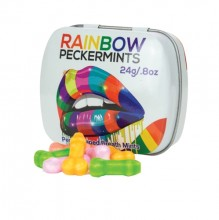Penis rainbow candy