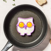 Owl Silicone Egg Ring