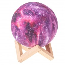 3D STARS lamp - 16 colors