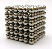 Magnetic Balls - 216 pieces