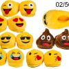 Emoticon Slippers - size 31-36