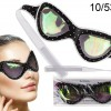 Gel Eye Mask - Retro Glasses