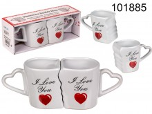 Mugs in Love