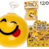 Rubber Emoticon Yoyo Ball