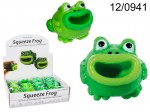 Mini Squeeze Frog Toy