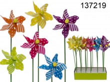 Decorative Pinwheel - 24 items
