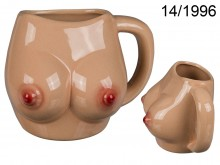 Boobs Ceramic Mug
