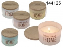 Scented Home sweet Home Candle