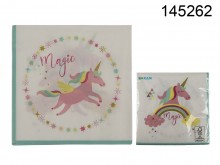 Paper Napkins - Unicorn