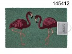 Flamingo Doormat