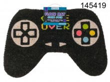 Doormat wiper - game controller