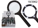Magnifying Glass with LEDs