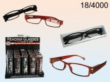 Reading Glasses with 2 LEDs