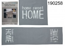 Home Sweet Home Table Runner