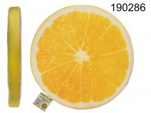 Fruit Seat Cushion - Lemon