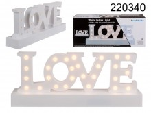 Decorative Lamp - Love