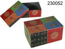 Wooden Box Oriental Style I